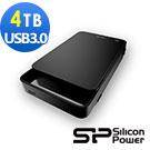 SP廣穎 Stream S06 4TB USB3.0 3.5吋外接硬碟