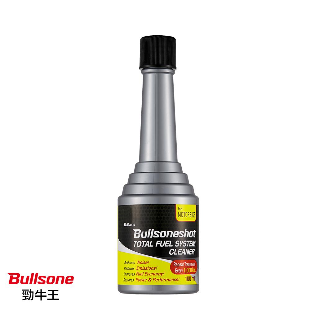 【Bullsone-勁牛王】機車燃油添加劑 (四行程)