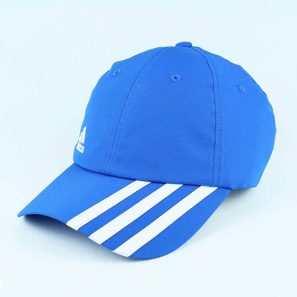 24H-ADIDAS-運動帽AB0505-藍