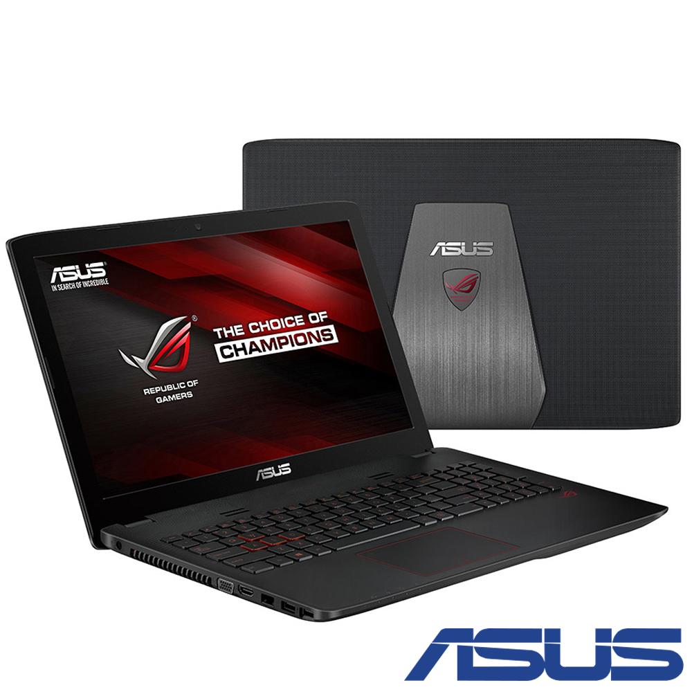 ASUS GL552VW 15吋電競筆電(i7-6700HQ/GTX960/128G+1T/8G