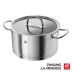 德國雙人  ZWILLING Prime 湯鍋 24公分 / 5.9L