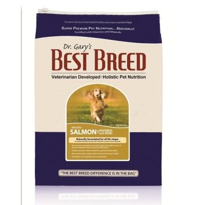 BEST BREED貝斯比 全齡犬《鮭魚+蔬菜香草》配方 1.8KG