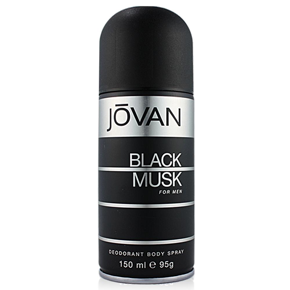 JOVAN Black Musk for Man 壞男人黑麝香男香體香噴霧(150ml)