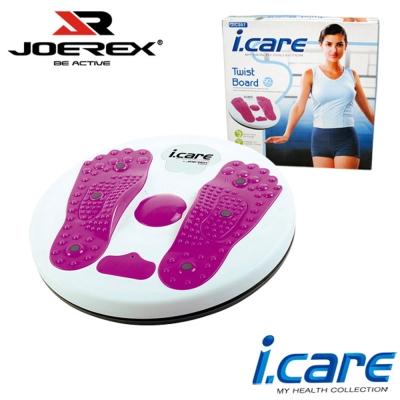 JOEREX。 艾可兒扭腰盤/按摩扭腰盤/瘦身腰力器-JIC007-快速到貨