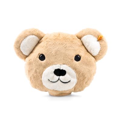 STEIFF德國金耳釦泰迪熊 - 經典款 -Teddy Bear Cushion 枕頭S