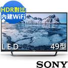 SONY 49吋 液晶電視 KDL-49W660E