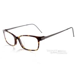 JULIO眼鏡 完美工藝/霧琥珀#PRAGUE MATTHAV