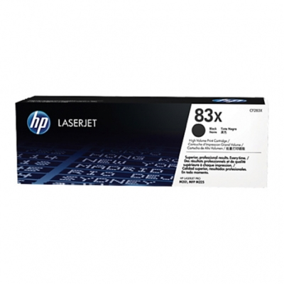 HP CF283X  原廠高容量黑色碳粉匣