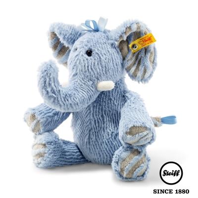STEIFF德國金耳釦泰迪熊 大象 Earz Elephant (動物王國)
