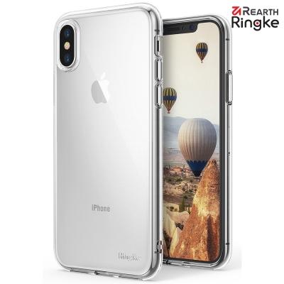 Ringke iPhone X [Air] 纖薄吸震軟質手機殼