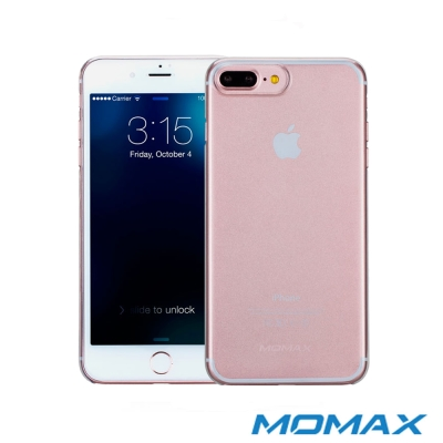 Momax iPhone 7 Plus/8 Plus透明輕薄保護殼