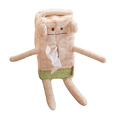 CRAFTHOLIC 宇宙人 人氣菠蘿猴面紙套