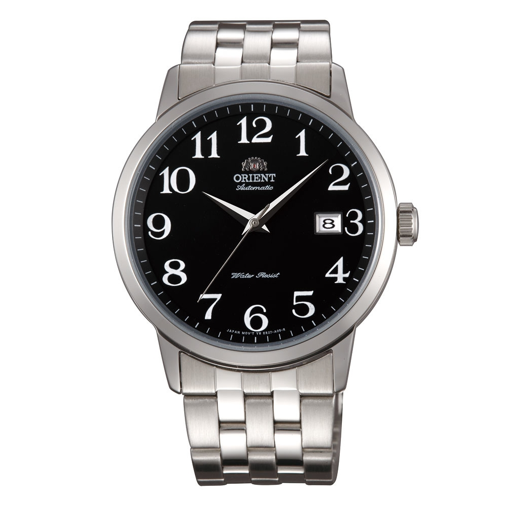 ORIENT 東方錶 非凡任務 機械錶(FER2700JB)-黑/41mm