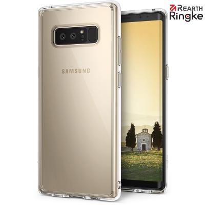 RINGKE 三星 Galaxy Note 8 [Fusion] 透明背蓋防撞手機殼