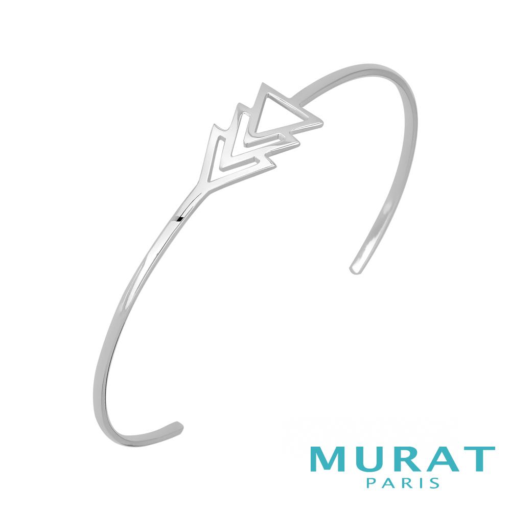 MURAT PARIS米哈巴黎 多層次幾何手環