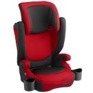 Aprica Air Ride成長型輔助汽車安全座椅 翱翔紅RD