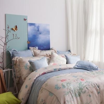 BBL沐夏100%萊賽爾纖維(天絲)加大四件式床包組