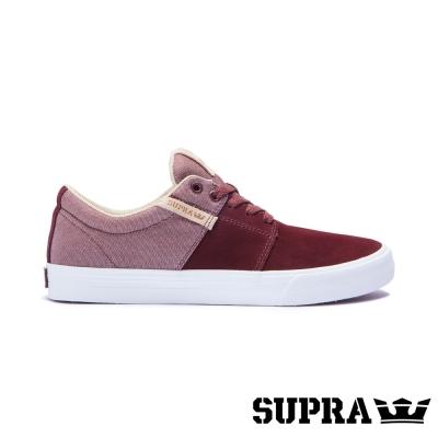 SUPRA Stacks VUC II系列男鞋-棗紅