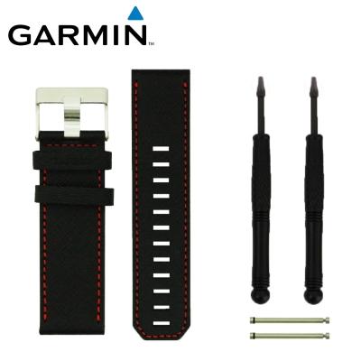 GARMIN fenix 3 時尚風格皮錶帶