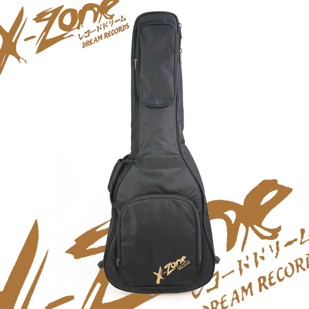 XZONE AG-03 民謠木吉他袋帆布加厚款