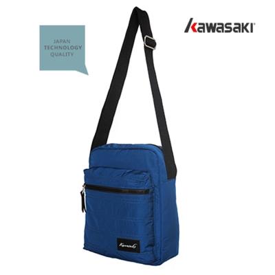 KAWASAKI直式平板多功能斜背包