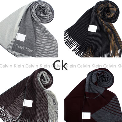 Calvin Klein 暖冬針織圍巾 多款任選下殺$1980