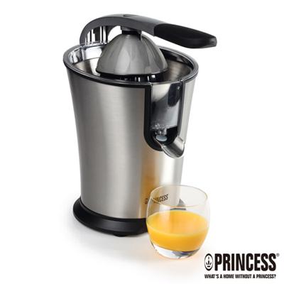 PRINCESS荷蘭公主不鏽鋼柳丁榨汁機/果汁機201851