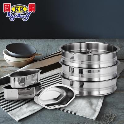 固鋼 塔吉概念氣鍋配件組