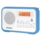 SANGEAN 二波段數位式時鐘收音機 PRD30