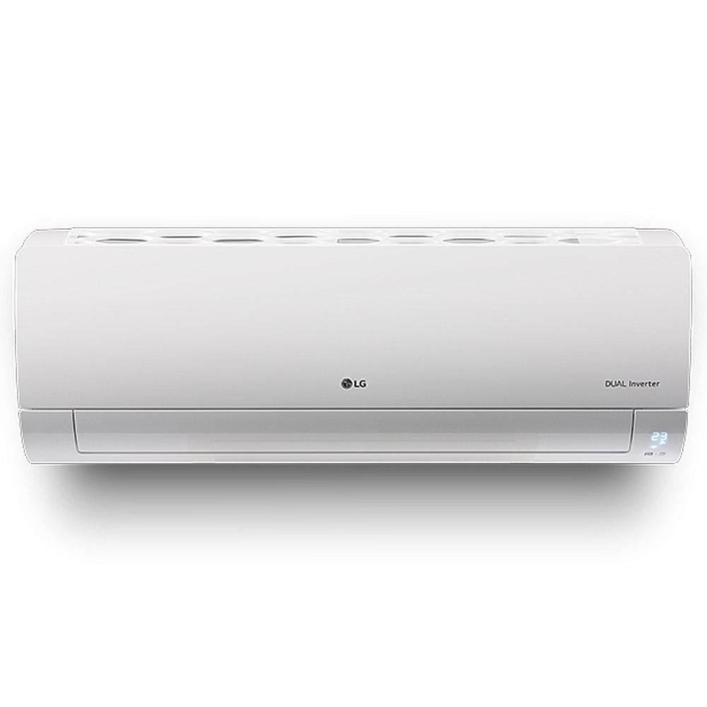 LG樂金 DUAL COOL雙迴轉變頻空調 LS-1217DHP(含基本安裝)