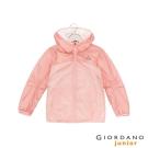 GIORDANO 童裝G-MOTION輕量保暖防風運動外套 - 26 薄紗粉紅