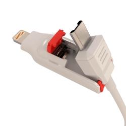 innowatt 變形金剛二合一 to USB Cable充電傳輸線