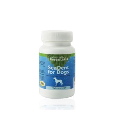 AnimalEssentials 藥草醫家寵物保健 海洋牙結石粉 犬專用 70g