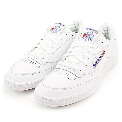 REEBOK-男休閒鞋BS5214-白
