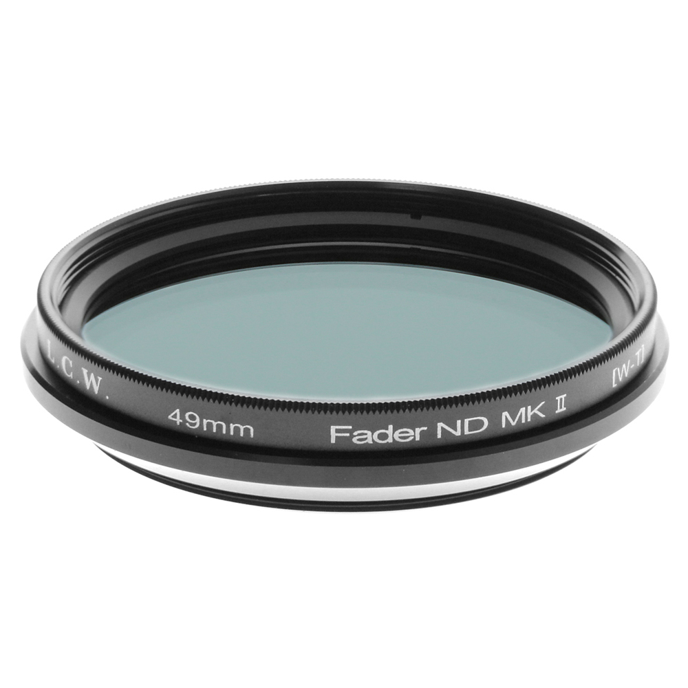 LCW Fader ND Filter mark II 49mm 可調式減光鏡