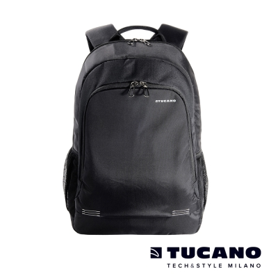 TUCANO FORTE 15.6吋行動商務後背包- 黑
