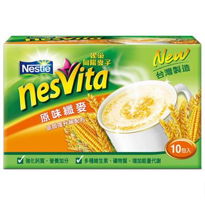 《雀巢》向陽麥子原味纖麥 (30g x 10入/盒)