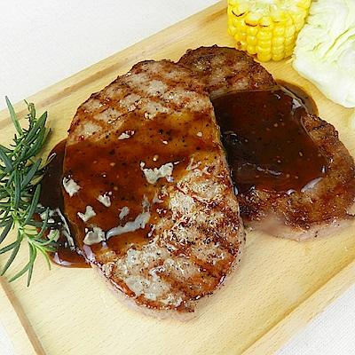 饗讚 日本特選雪脂和牛漢堡肉排5片組(120g±10%/片)