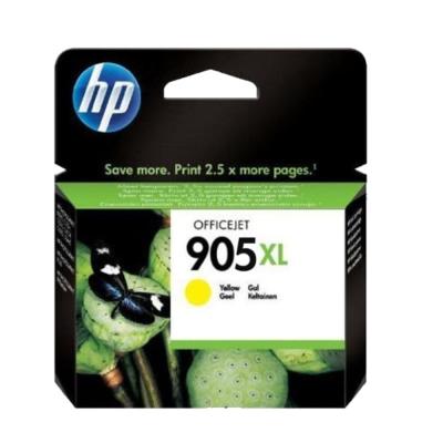 HP T6M13AA NO.905XL 原廠黃色大容量墨水匣