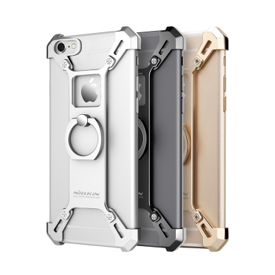 NILLKIN Apple iPhone 6/6S Plus銳甲創意指環支架