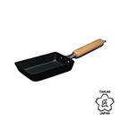 日本TAKUMI匠 岩紋玉子燒鐵鍋-小