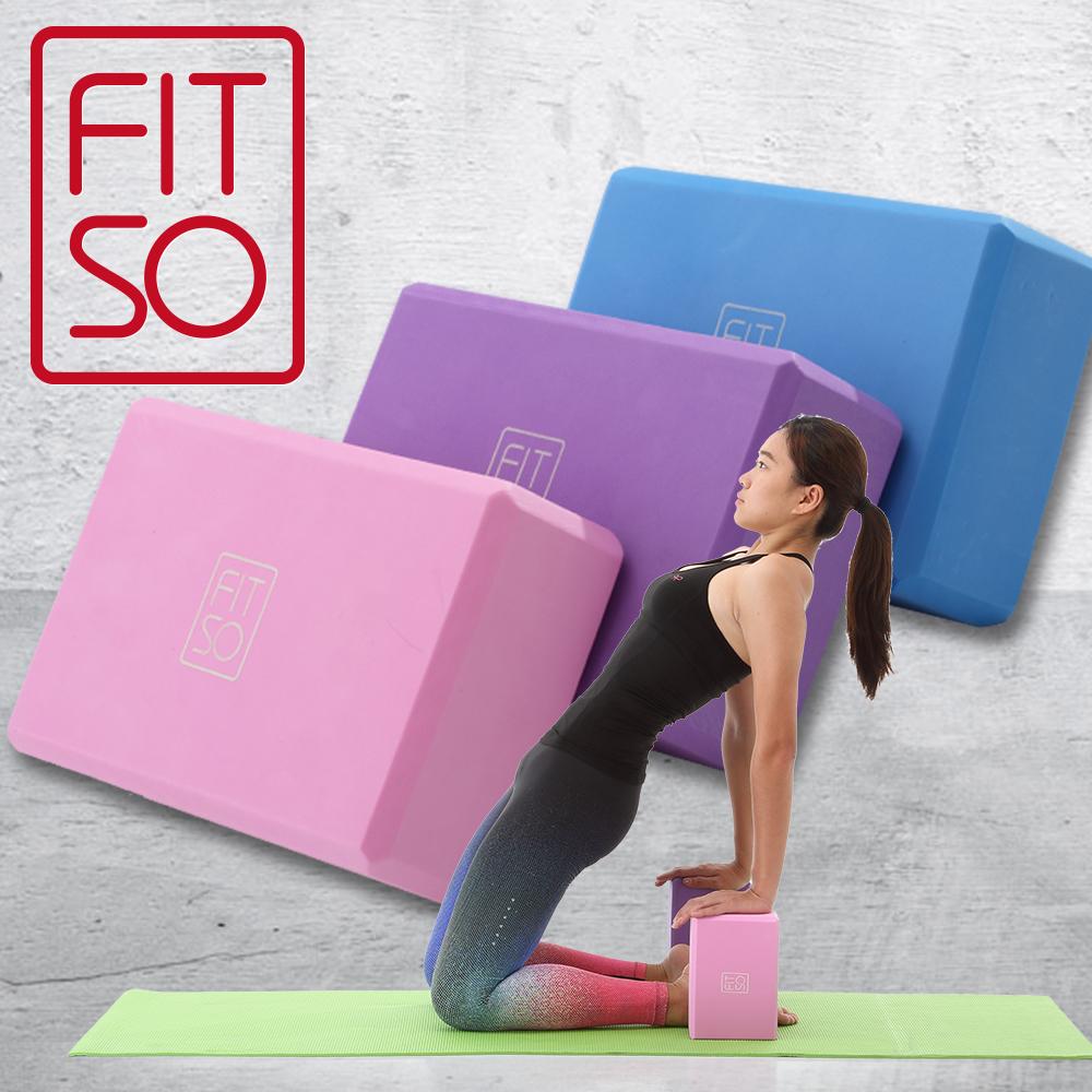 【FIT SO】EVA 瑜珈磚