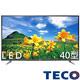 TECO東元 40吋 LED液晶顯示器+視訊