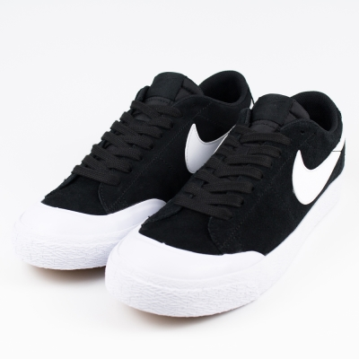 NIKE SB BLAZER ZOOM LOW 男休閒鞋 864348019 黑