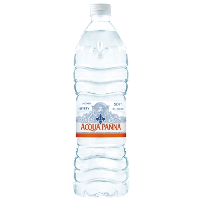 Acqua Panna普娜 天然礦泉水-寶特瓶(1000mlx12瓶)