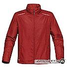 【加拿大STORMTECH】KXH-1限定版超輕量防潑透氣連帽外套-男-暗紅