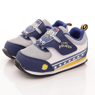 SUPER WINGS 超輕運動鞋 SE3054藍(中小童段)T