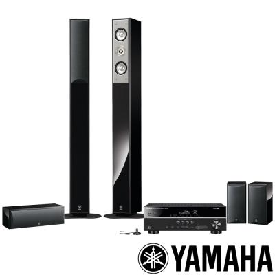 Yamaha 家庭劇院組(RX-V381+NS210)