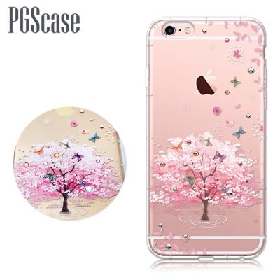 PGS-iPhone-6s-6-4-7吋-奧地利彩鑽防摔手機殼-許願樹