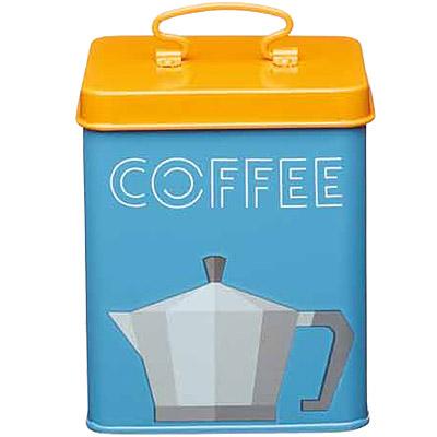 KitchenCraft 彩繪咖啡收納罐